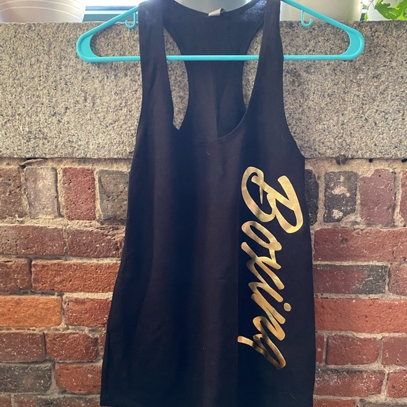 TITLE boxing tank tops